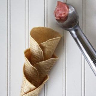 アイスクリームコーン・ソフトクリームコーン [ローフード]