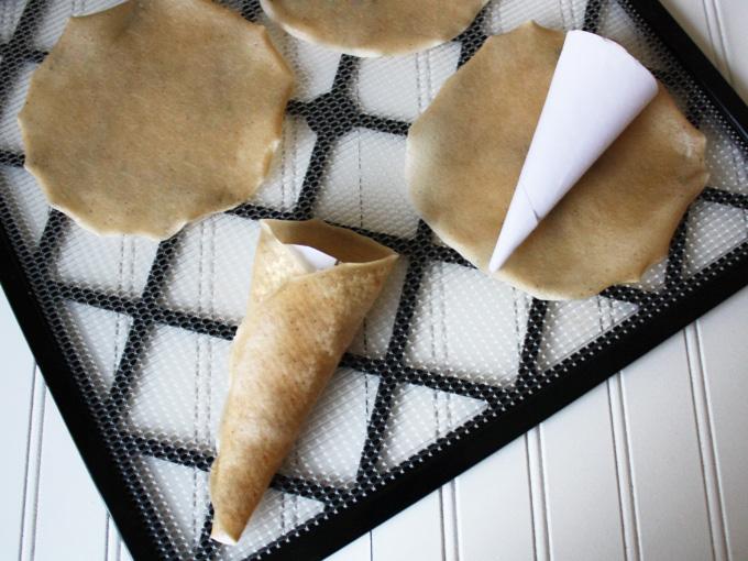 アイスクリームコーン・ソフトクリームコーン ローフード