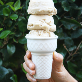 1-Ingredient Raw Vegan Banana Ice Cream