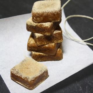 raw vegan ginger chews