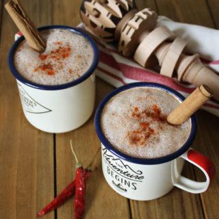 Raw Vegan Mexican Hot Chocolate