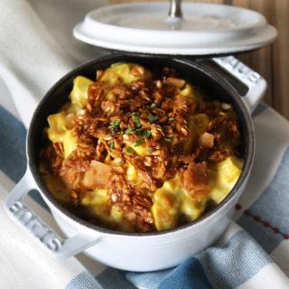 Raw Vegan Macaroni and Cheese