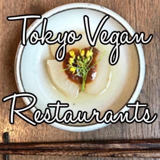 Tokyo vegan cooking classes
