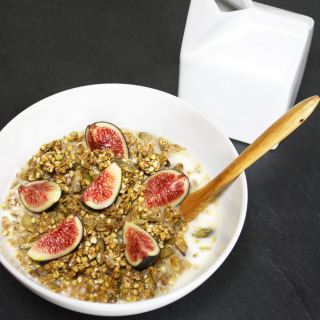 raw vegan granola