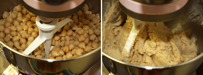 homemade miso making chronicle part 2 - making chickpea miso