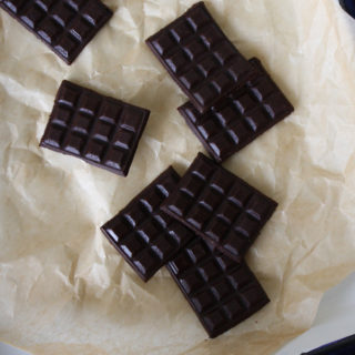 raw vegan coconut oil chocolate